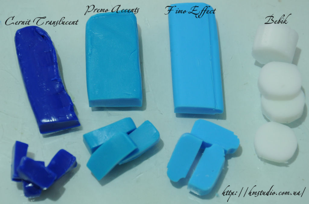 Пластики с резким запахом