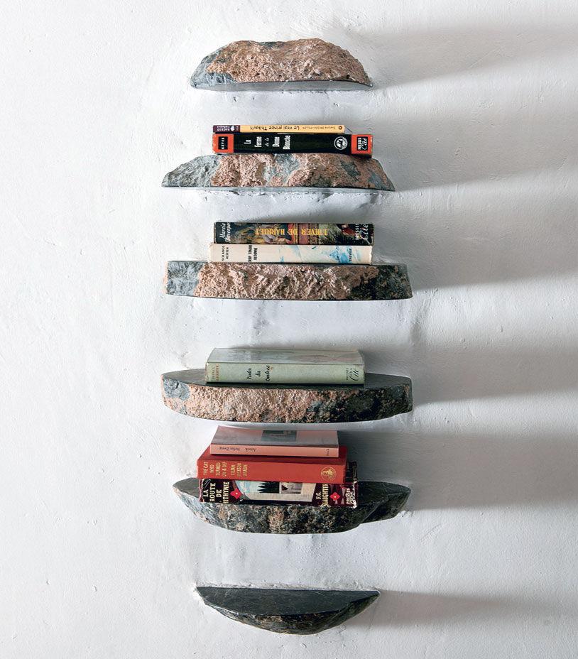 Creative-Stone-Hanging-Bookshelf-Design