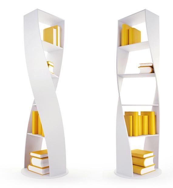 Furniture-Bookcase-Design