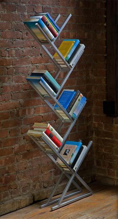 Minimalist-Steel-Bookcases
