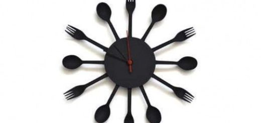 diy-original-kitchen-clock-1