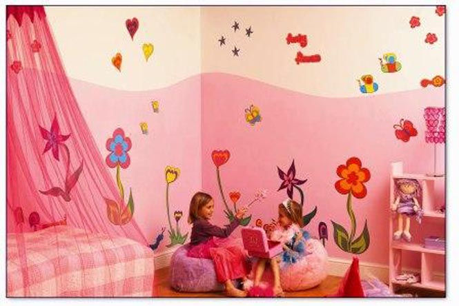 flower-themed-interior-design