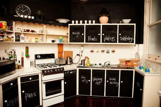 home-decor-ideas-chalkboard-kitchen