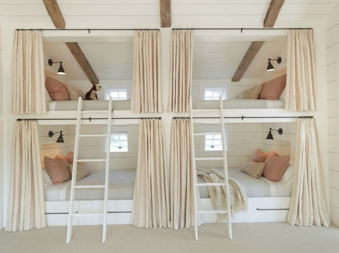 Built-in-bunk-beds