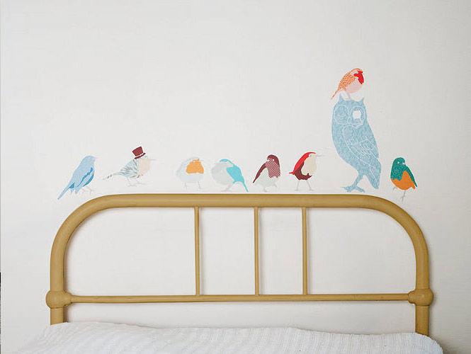 bird-wall-stickers