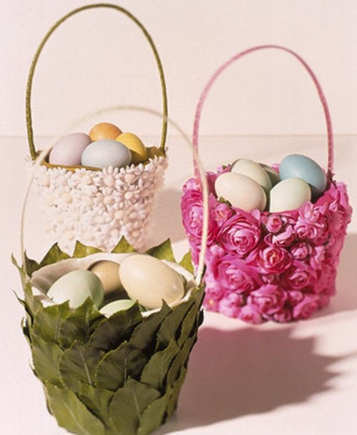 how-to-make-a-flower-basket-for-the-easter-table