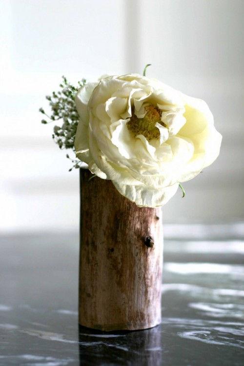 tree-stump-vases
