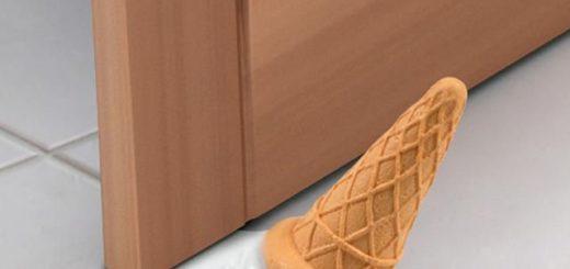 Ice Cream door stop.
