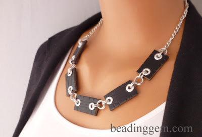 leather necklace modeled copy