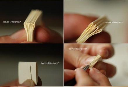 Как сделать маленькие блокнотики своими руками