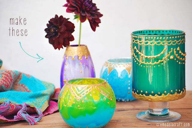 DIY-Project-Idea-Moroccan-Glass-Jar-Candle-Holder-Votive-Lantern-Light-Upcycle-Craft-Tutorial-Blog1