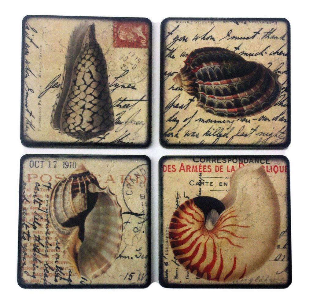 Винтажные открытки для вдохновения и творчества. 32467