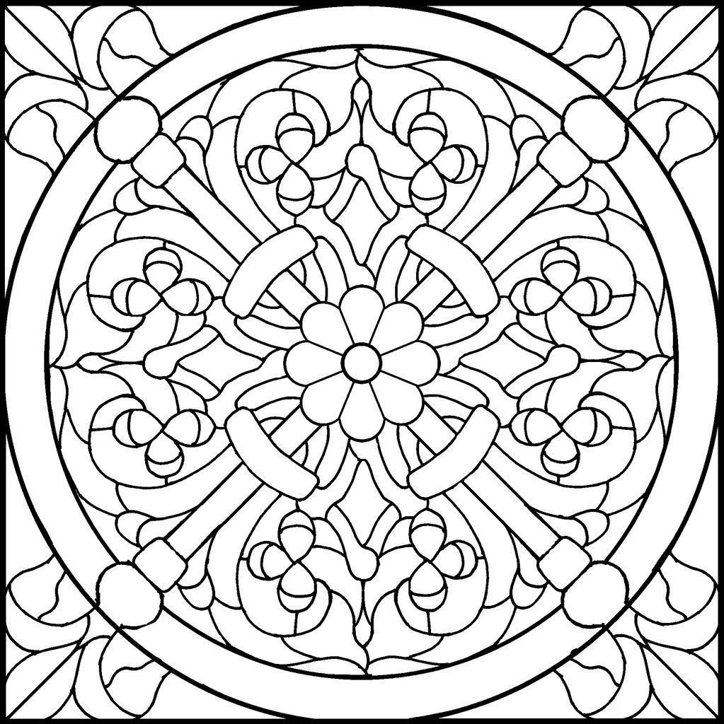 Витраж — идеи, рисунки. 15485