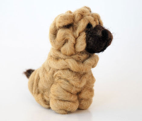 felted-wool-sharpei-dog (1)