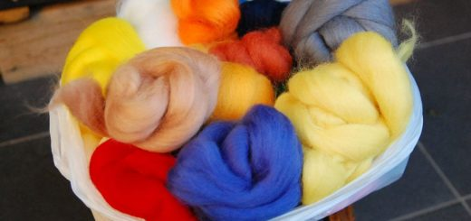 felting-wool