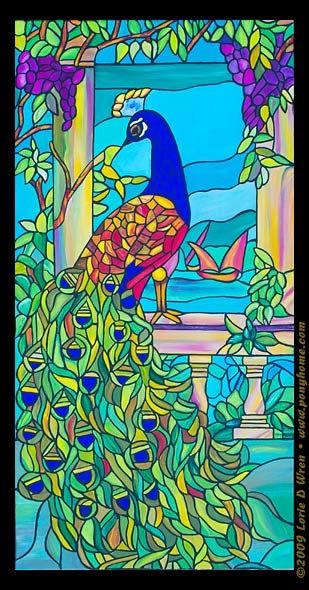 Витраж — идеи, рисунки. 15598