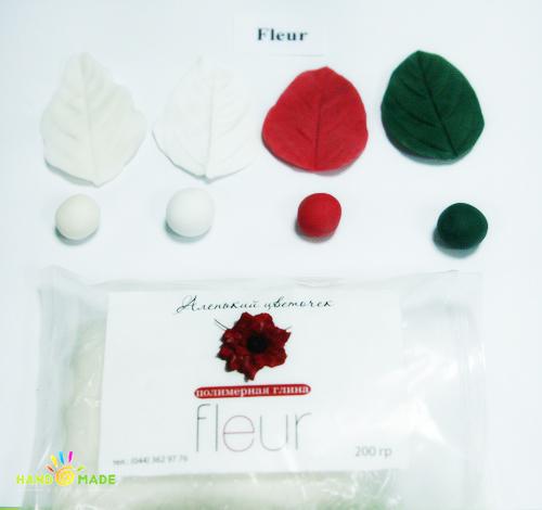флористическая глина Fleur