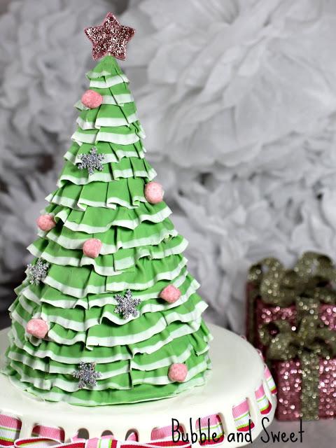 Новогодние торты 2014 фото