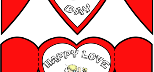 cupid-valentines-day-cards-templates