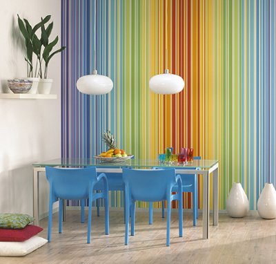 retro rainbow theme-retry style bright bold colors rainbow themed