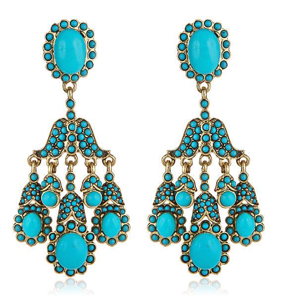 socialites-turquoise-earrings