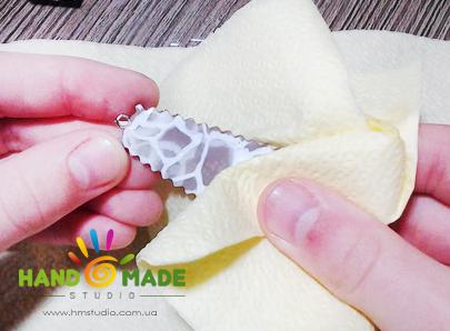 3-Д эффект с полупрозрачной пластикой