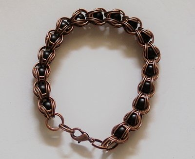 Chain-Maille-Bracelet-Tutorial-3