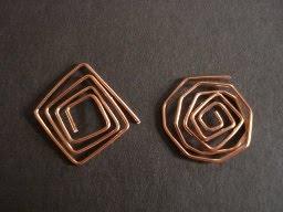 square spiral tutorial 8 pair
