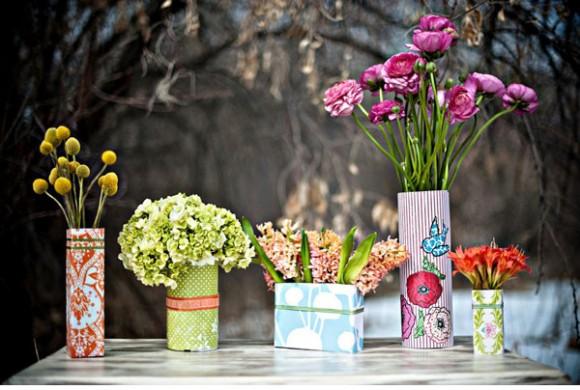 diy-tin-can-vases-centerpieces-affordable-wedding-reception-idesa-580x390