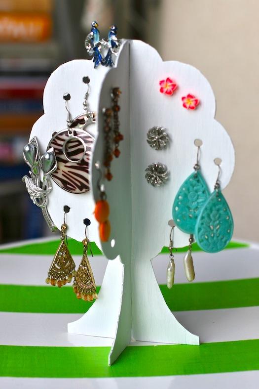 earring-storage-tree
