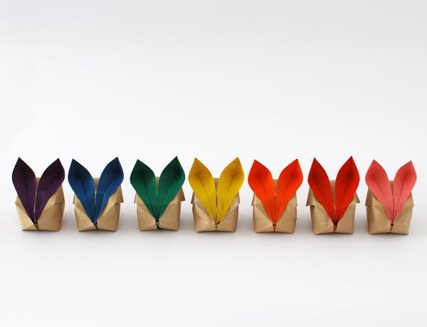 origami-bunnies