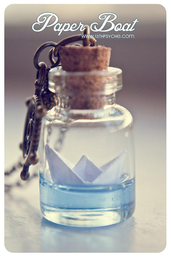 Как сделать бутылочки подвески