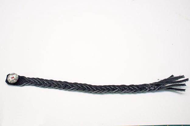 кожаный браслет6