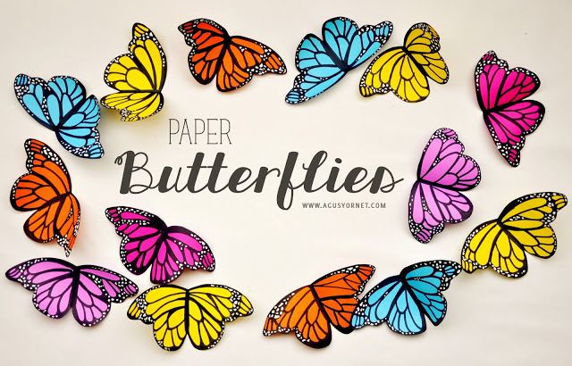 easy essay on butterfly