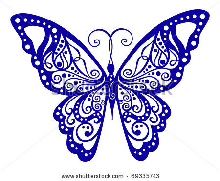stock-vector-artistic-pattern-with-butterfly-suitable-for-a-tattoo-69335743
