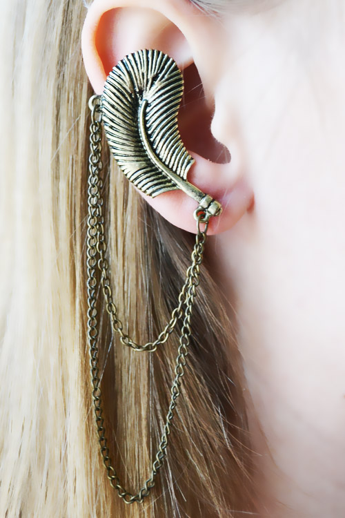 cuffs_feather-with-chain