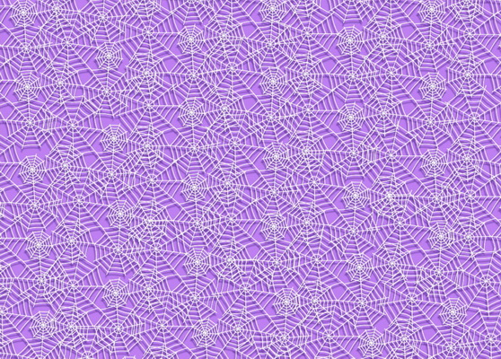 CRAFTICIOUS BACKING PAPER COBWEB LACE PURPLE_новый размер