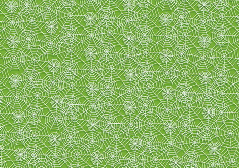 CRAFTICIOUS COBWEBS B PAPER GREEN_новый размер