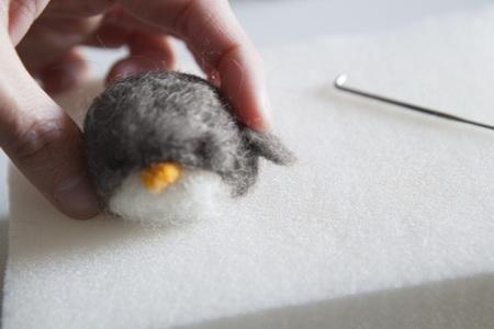 пингвин из шерсти16_новый размер