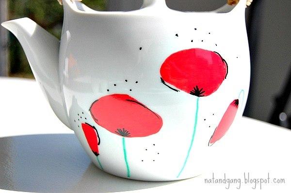 роспись чайника6