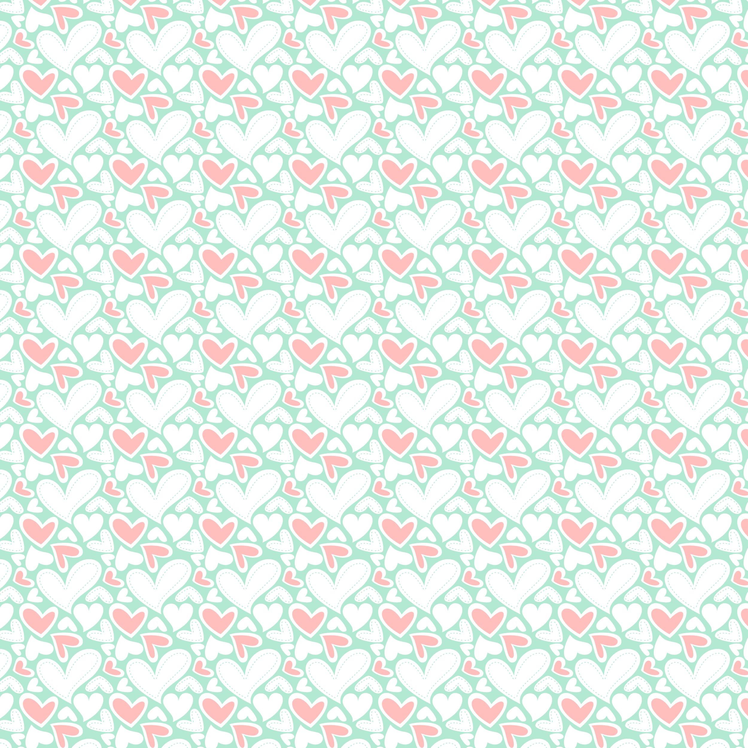 FabNFree-3111-StitchyHearts-TurquoisePink-Paper