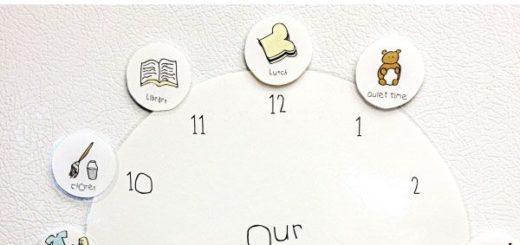 Kids-Clock-Schedule