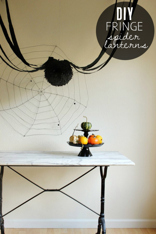 diy-fringe-spider-lanterns