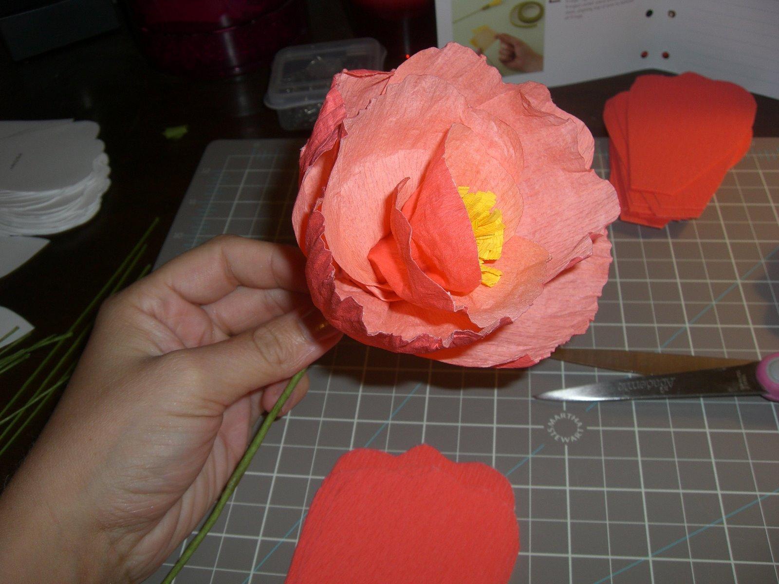 Как сделать своими руками цветы из 67