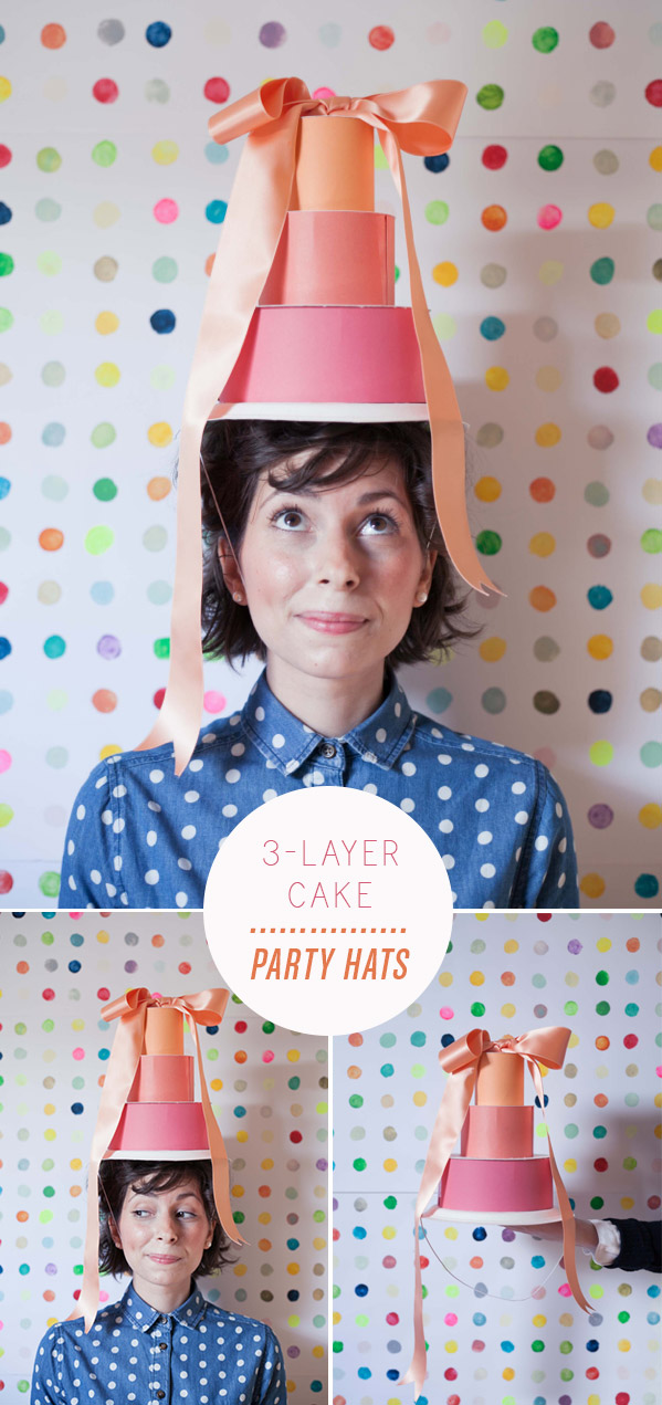 3-layer-cake-party-hats