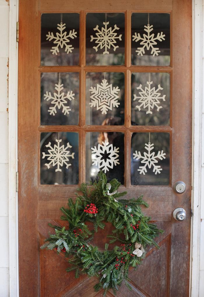 Все фото новогодних своими руками украшение дома