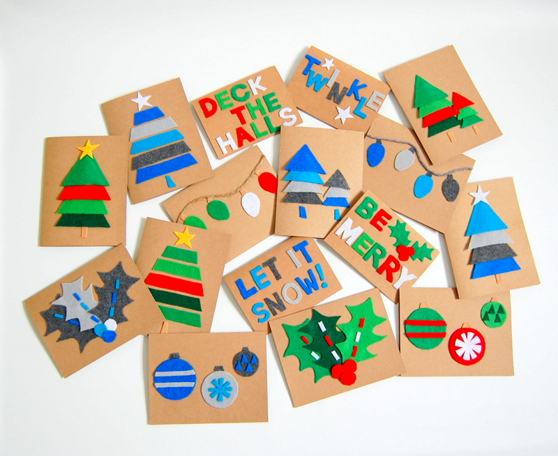 DIY-Christmas-Cards-northstory