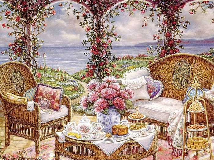 37918506_1231529320_Welcome_to_My_Garden_Art_Painting_02_afternoontea