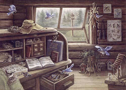 BirdwatchersRetreat