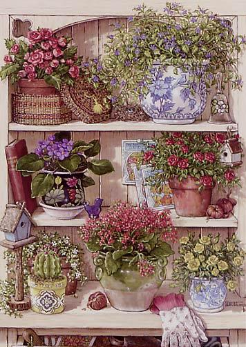 FlowerCupboard